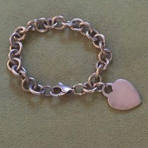 Tiffany & Co Heart Bracelet